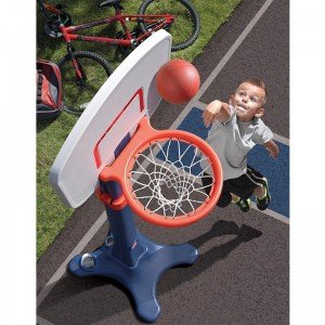 لوازم ورزشی حلقه بسکتبال پایه دار کودک