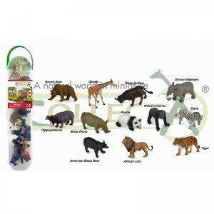 پک حیوانات کوچک جنگل collecta A1105
