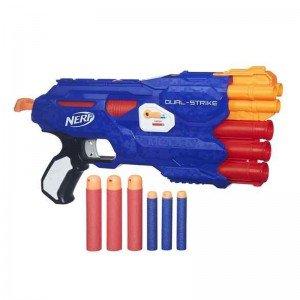 تفنگ نرف 3 تیر 4620 hasbro