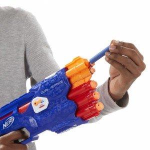 تفنگ نرف سه تیر