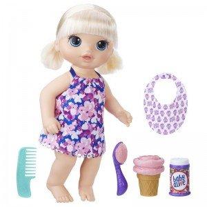 عروسک بلوند با بستنی جادوئی hasbro 1090