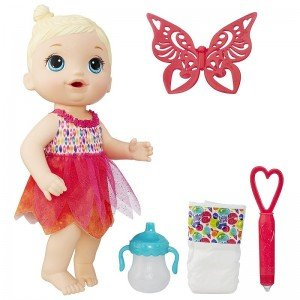 عروسک پری کوچولو با لوازم  hasbro 9723