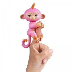 ربات میمون انگشتی صورتی fingerlings 37204