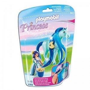 پرنسس لونا با اسب پلی موبيل مدل Princess Luna with horse  6169
