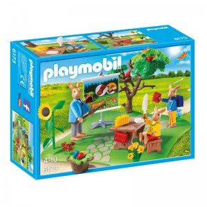 پلی موبيل مدل  Easter Bunny school playmobil 6173
