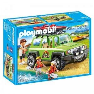 پلی موبيل مدل   Off-Road SUV playmobil 6889