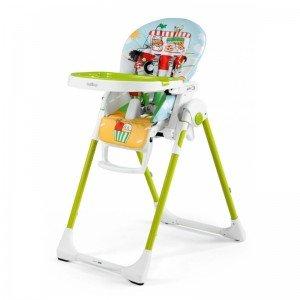 صندلی غذا peg perego مدل Prima Pappa zero3  طرح gelato