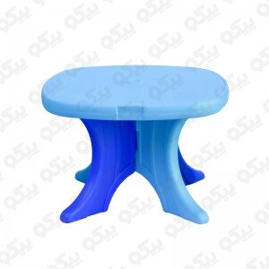 میز کودک پیکو  رنگ فیروزه ای آبی کد101