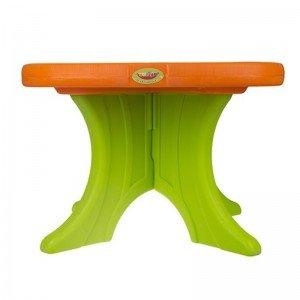 پایه های مقاوم میز کودک وانیا رنگ نارنجی سبز کد101