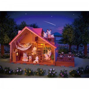 خانه عروسک جنگلی سیلوانیان فامیلیز sylvanian families 4370