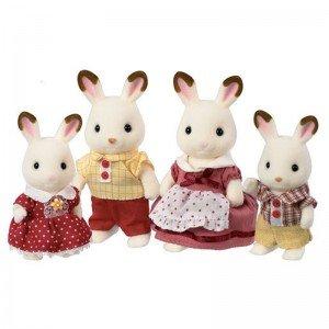 خانواده خرگوش سیلوانیان فامیلیز sylvanian families 4150