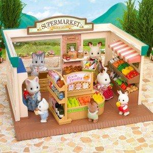 سوپر مارکت sylvanian families 5049