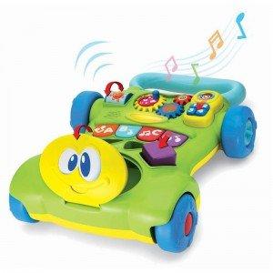 واکر موزیکال کودک یک سرگرمی جذاب