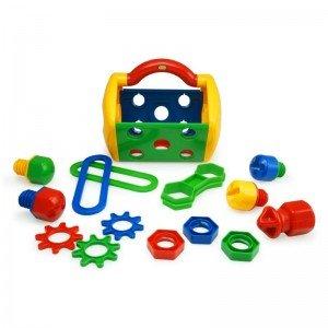 قطعات جعبه ابزار کودک