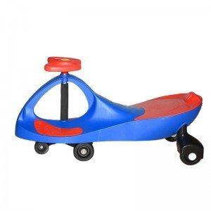 سه چرخه پلاسماکار کودک رنگ آبی قرمز کد k10