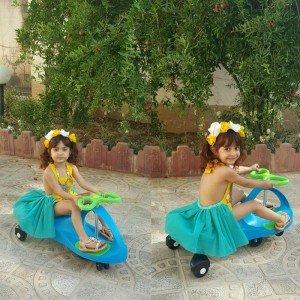 وسایل مهد کودک ماشین