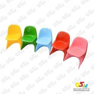 تنوع  رنگ صندلی کودک رامو آبیPIC-7001