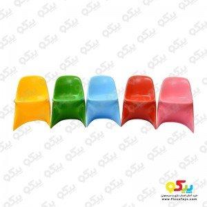 تنوع رنگی صندلی کودک رامو زرد PIC-7001