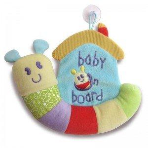 عروسک baby on board کد 3019