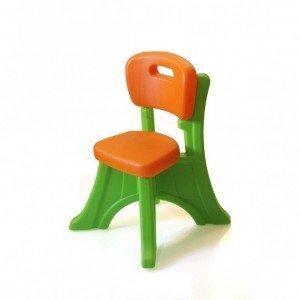صندلی کودک 102 نارنجی سبز