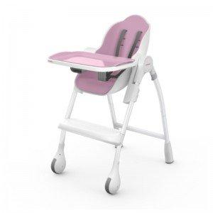 صندلی غذا oribel cocoon رنگ صورتی