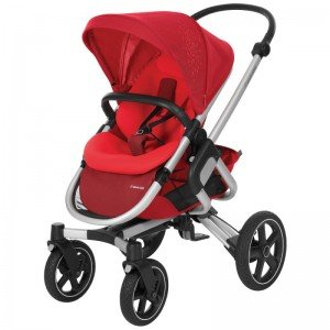 كالسكه مكسی كوزی maxi cosi nova 4 wheels vivid red كد 1303721110