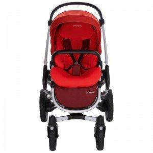 maxi cosi nova 4 wheels vivid red