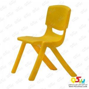 صندلی کودک لبخند زرد کد 5029