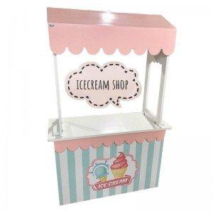 ست بستنی فروشی Ice Cream Emporium hape 3139