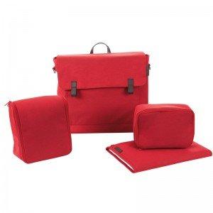 کیف لوازم مادر maxi cosi مدل modern bag vivid red 1632721110