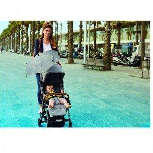 آرامش با كالسكه کودک مكسی كوزی مدل لایکا