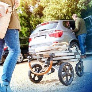 كالسكه مكسی كوزی nova 4 wheels Nomad black كد 1303710110