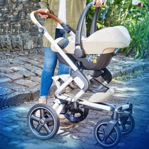maxi cosi nova 4 wheels Nomad