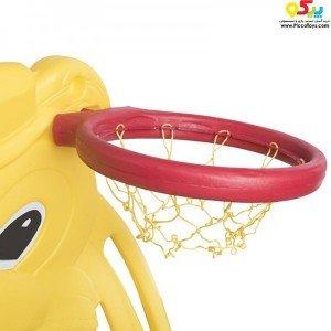 حلقه بسکتبال سنجاب