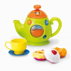 ست چای خوری موزیکال سبز winfun 00754