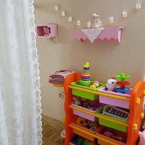 قفسه اسباب بازی کودک کد 104