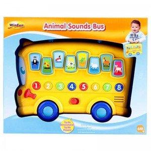 اتوبوس حیوانات موزیکال