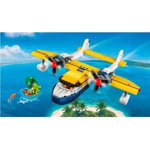 لگو  Island Adventures lego 31064