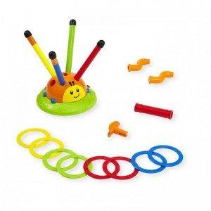 خصوصیات حلقه پرتابی موزیکال کودک