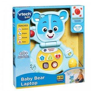 بسته بندی لپ تاپ خرسی وی تک