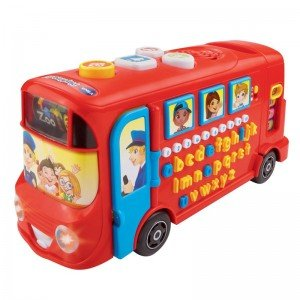 اتوبوس موزیکال هوش و سرگرمی  وی تک Playtime Bus with phonics vtech 150003