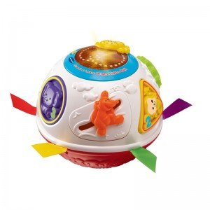 توپ موزیکال وی تک Crawl Learn Bright lights ball  vtech 151503