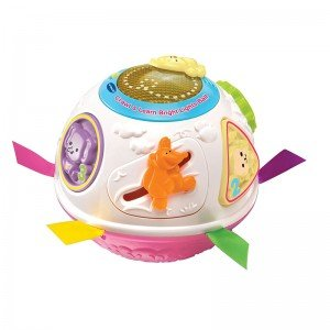 توپ موزیکال وی تک Crawl Learn Bright lights ball  vtech 151553