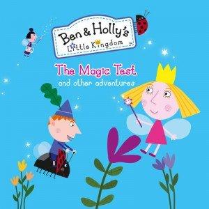 Ben & Holly little kingdom DVD