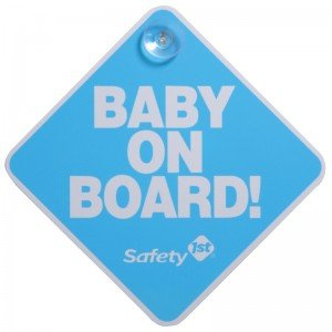 علامت احتیاط آبی safety مدل 33110026