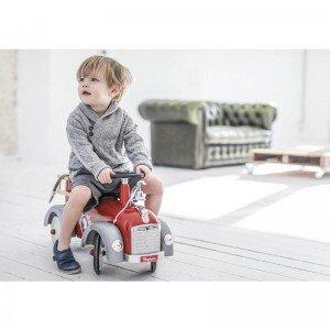 ماشین پائی فلزی آتش نشانی Speedster Fireman baghera 838