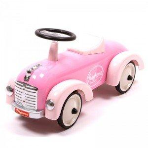 ماشین پایی فلزی Speedster pink baghera 882