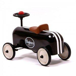 ماشین پائی فلزی Racer Black  baghera 802