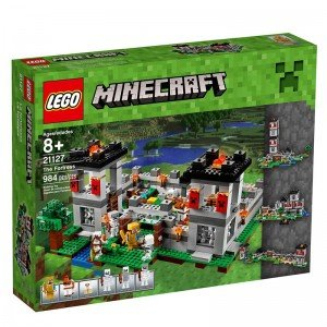 لگو  The Fortress lego 21127