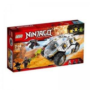 لگو نینجاگو تیتانیوم Titanium Ninja Tumbler lego 70588